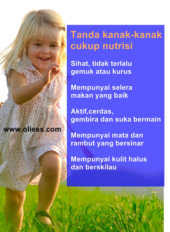 vitamin kesihatan kanak-kanak