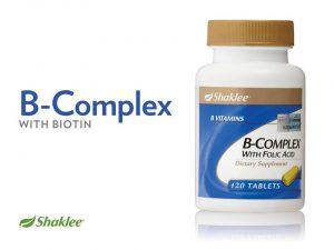 vitamin-b-complex-shaklee