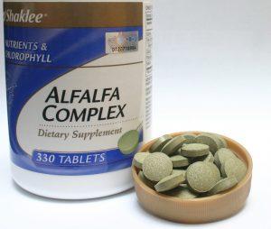 alfalfa-shaklee
