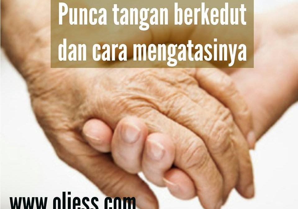 Punca kulit tangan berkedut dan cara mengatasinya