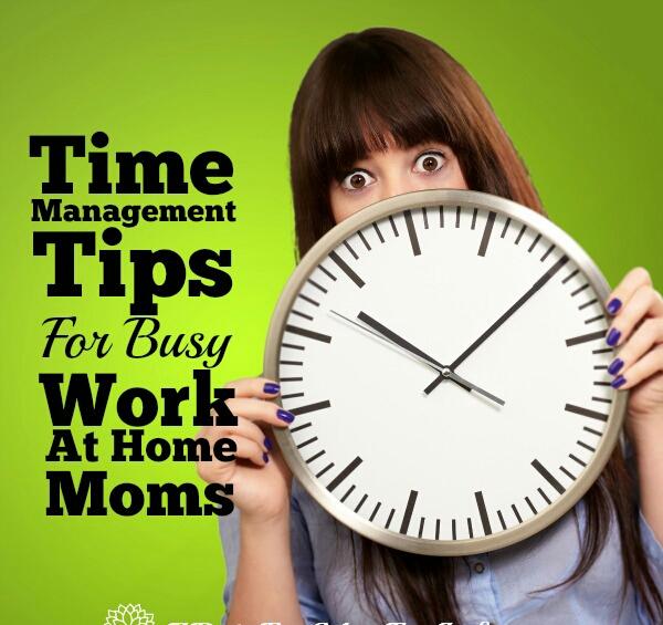 Tips uruskan masa untuk ibu bekerja