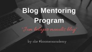 Belajar menulis di blog dan kempen kesihatan