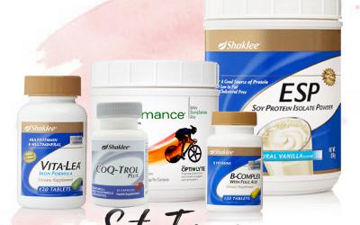 5 Vitamin Untuk Tenaga Shaklee Penting Jika Anda Seorang Yang Aktif & Sibuk