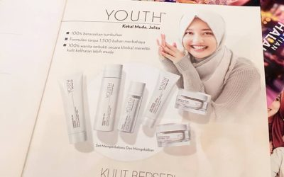 Youth Skin Care Dari Shaklee Malaysia